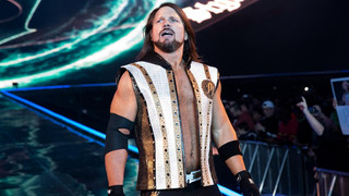 A.J. Styles Comments On Who'd He'd Love To Step In The Ring With