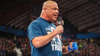 WWE Hall Of Famer Kurt Angle Gave Thanks To Young Man