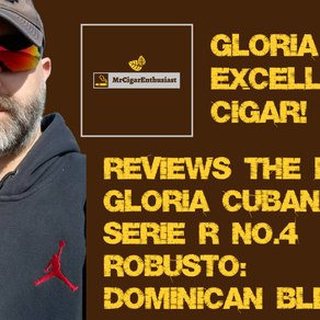 MrCigarEnthusiast Reviews The La Gloria Cubana Serie R No.4 Robusto - Dominican Blend