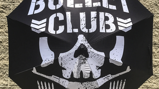 Bullet Club Umbrellas Pre-Order Now Available From Pro Wrestling Tees