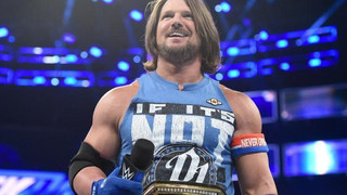 A.J. Styles Responds To Rumors Of Going To RAW Via. WWE Superstar Shakeup