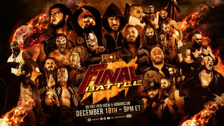 ROH Final Battle Pay-Per-View Set For December 18th