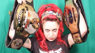 """Interview With """"The Bombshell From Hell"""" Skarlett, Current Bellatrix Superstar & Multi"""