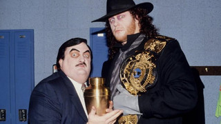 The Undertaker Comments On Being A World Champion & If He Thinks It Made His Character Stronger