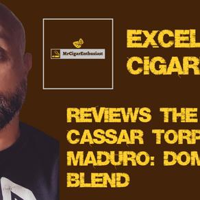 MrCigarEnthusiast Reviews The Hugo Cassar Torpedo Maduro - Dominican Blend