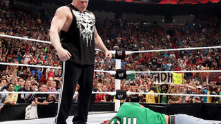 Lesnar - Cena At Night Of Champions Has Two Planned Outcomes