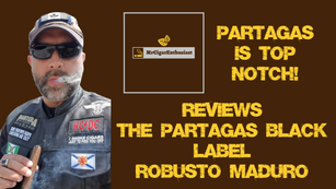 MrCigarEnthusiast Reviews The Partagas Black Label Robusto Maduro: Dominican Blend