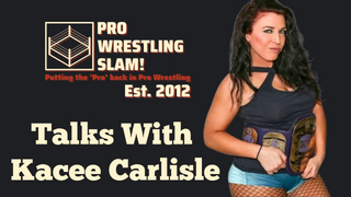 Interivew With Kacee Carlisle: Former NWA World Women's Champion