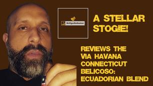 MrCigarEnthusiast Reviews The Via Havana Connecticut Belicoso - Ecuadorian Blend