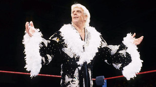 Ric Flair Comments On SummerSlam 1988, Vince Letting His Hair Grow Back