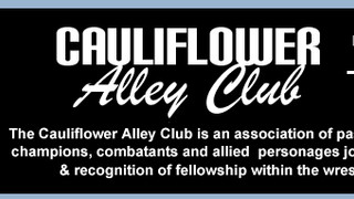 The Cauliflower Alley Club Reunion: A REAL Tradition Unlike Any Other
