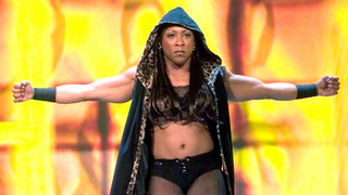 Former WWE Women's Champion Jazz Talks AEW & Possible Retirement