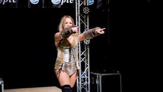 "Interview With ""The Nordic Valkyrie"" Miss Mina, Bellatrix Female Warriors Superstar"
