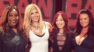 Former WWE Divas Reunite Backstage At RAW
