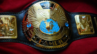 WWE: The Top 5 Best Looking Championship Belts in History