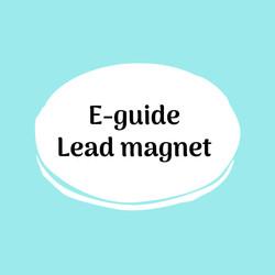 Copy By Her Lead Magnet Portfolio Exampl