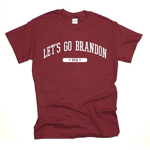 Let's Go Brandon (College Themed)