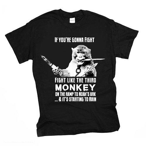 Fight Like The Third Monkey