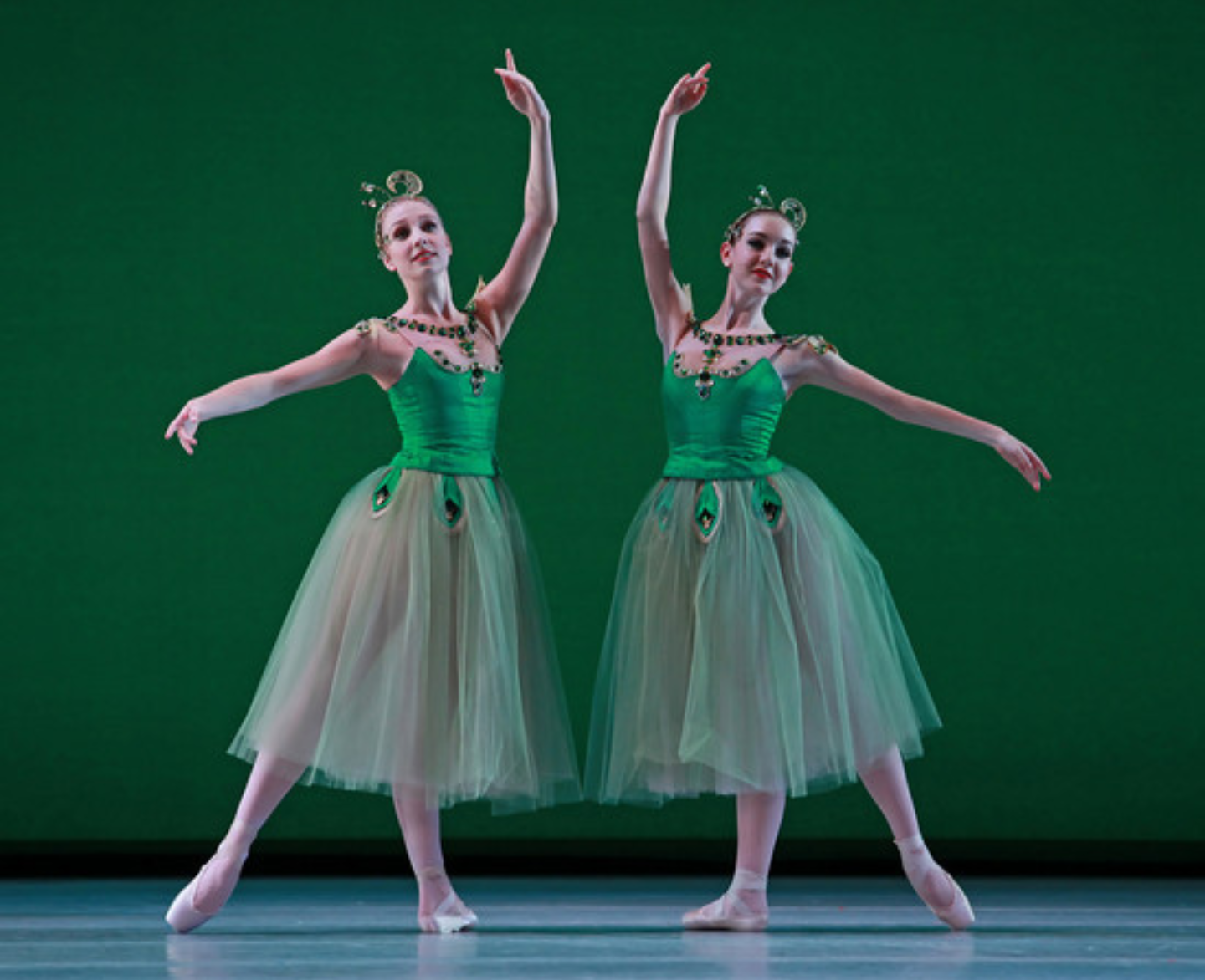 Houston Ballet - Emeralds