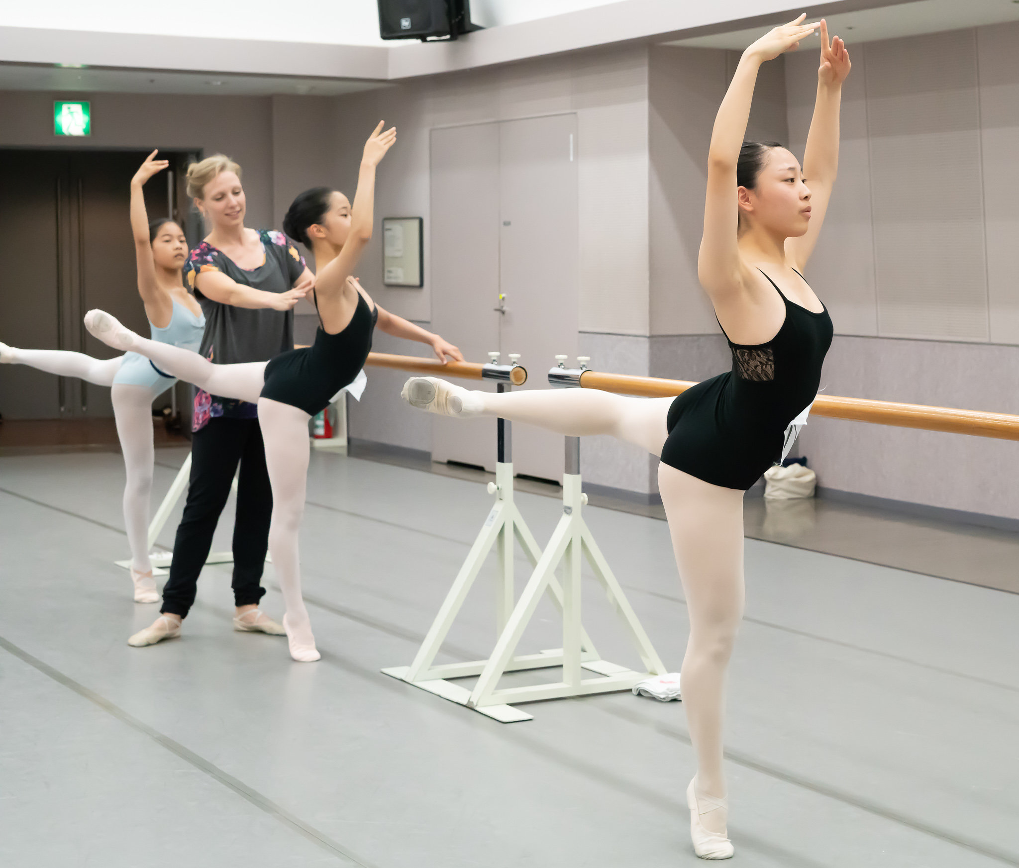 Ballet Workshop - Technique Class