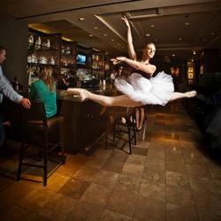 Ballet in Hotel Zaza
