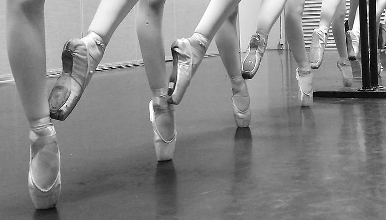 Training en Pointe
