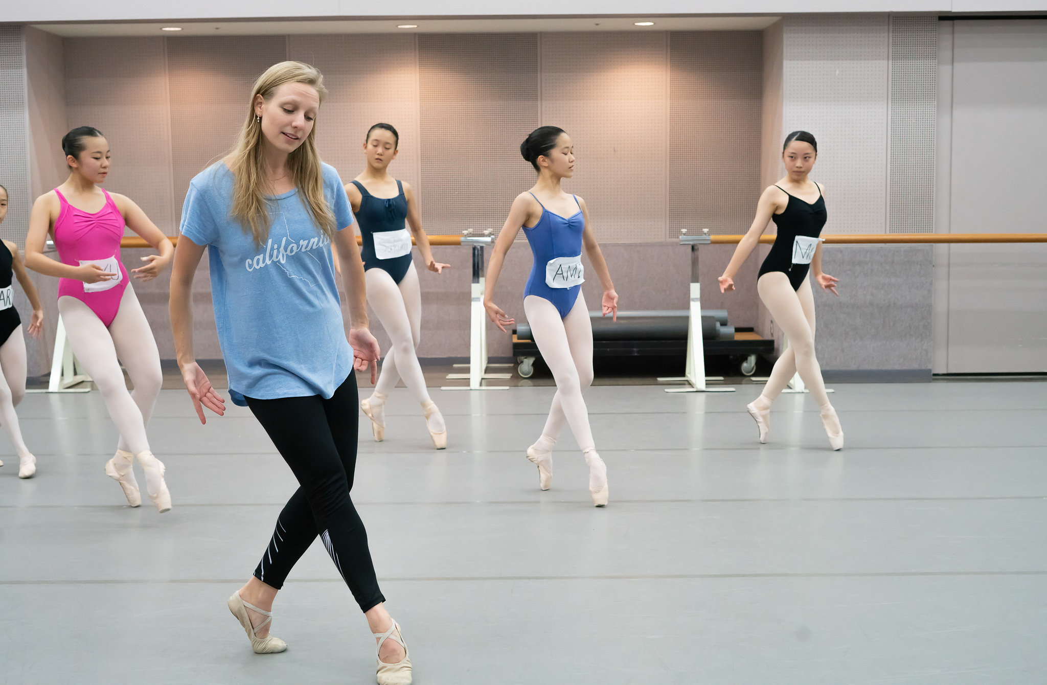 Ballet Workshop - Variations Class