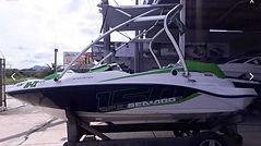 Jet Boat Sea Doo