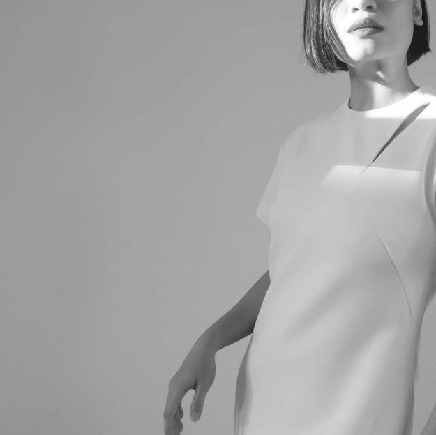 DRESS 01 (White)