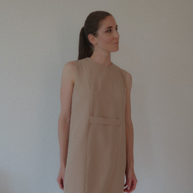 Dress_03 (Beige - Out of Stock)