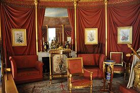 Royal residences Paris france tourism tours itineraries deborah anthony french Travel Boutique chateux château castle loire valley  josephine napoleon premier consul tuileries palace Napoleon's desk