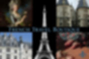 Tours itineraries France paris marie antoinette napoleon history eiffel tower paris champs elysees seine