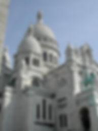 Sacré Cœur paris france tourism itineraries impressionists Musee d'orsay orangerie claude monet