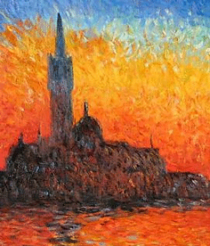 Impressionists impressionism monet van gogh giverny normandy artists paris france itineraries