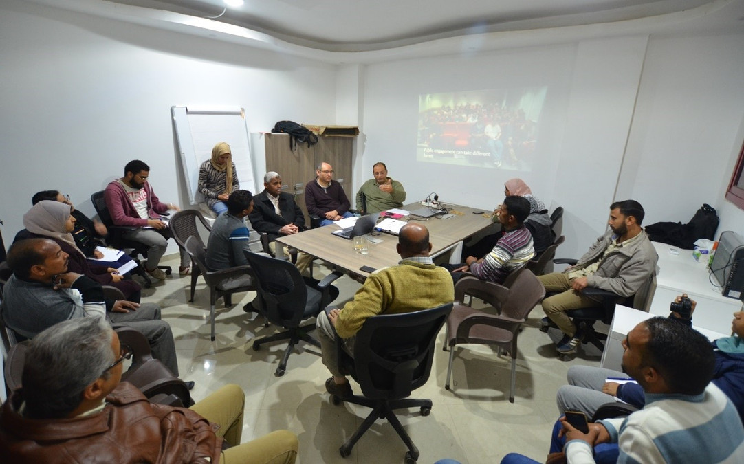 Preparation of the Wakalet el-Geddawy Site Management Plan and capacity building activities;