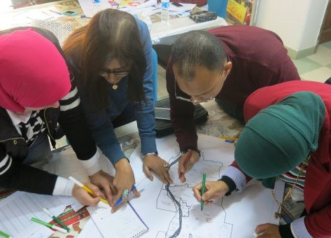 Voices from Minya | Planning [in] Justice Workshop