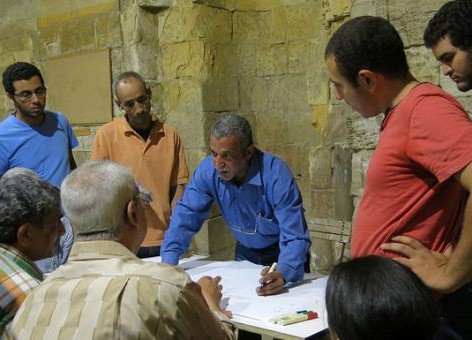 Community Workshop | al-Khalīfa