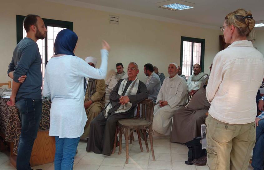 Social Surveying and Community Heritage Awareness Workshops
