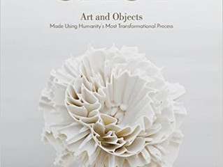 """A great New Book, """"Cast Art and Objects"""" features my rings! (and a Boston Magazine article"""