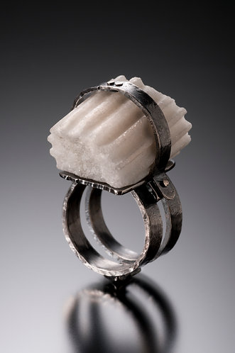 Wide Strap Fragment Ring (SOLD)
