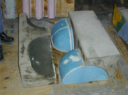 opening a mold