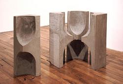 Double Vault Sculpture