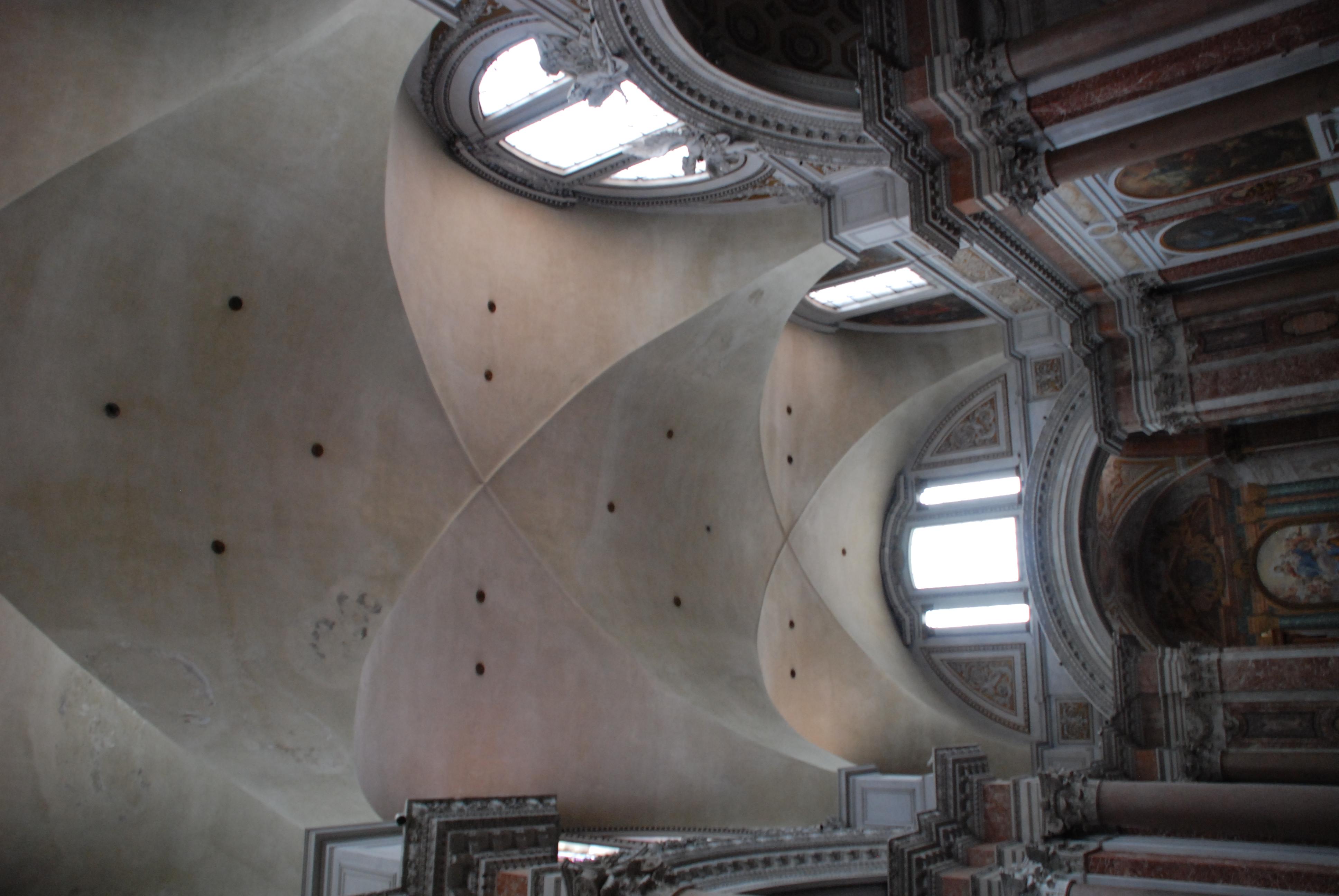 Roman ceiling
