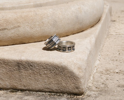 Two rings Bramante would approve of