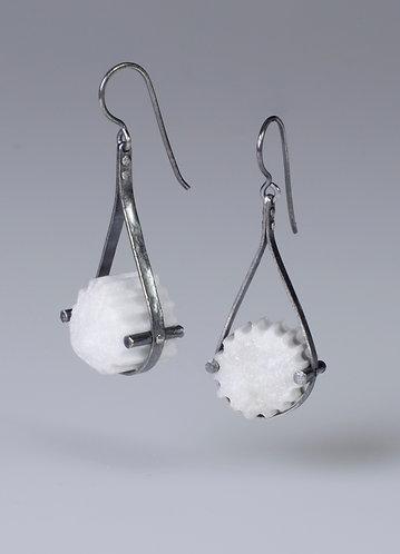 Sling Strap Fragment Earrings