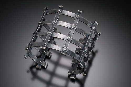 Iron Work Cuff (SOLD)