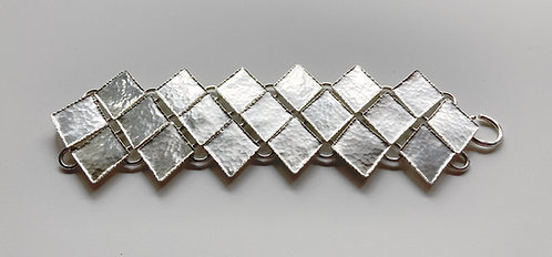 B101 Diamond Maille Bracelet