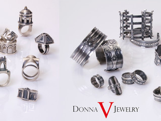 Donna V Jewelry is Back at Cherry Creek Arts Festival, Denver CO. ( July 5, 6, 7 )