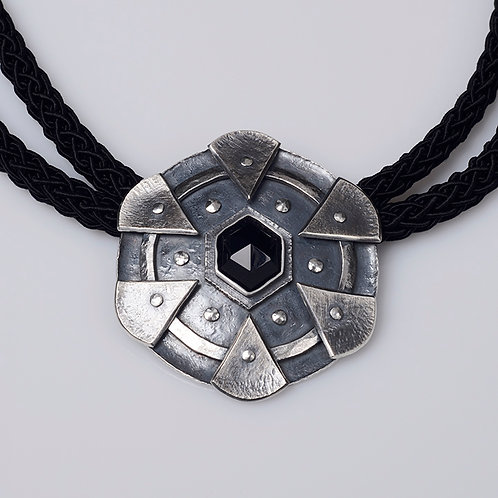 Pirate Pendant Necklace (SOLD)