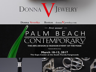 Happy Tuesday - New Show >> Palm Beach Contemporary is this weekend!